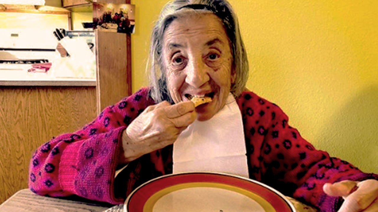 The Coolest 98 Year Old Celiac We've Ever Met