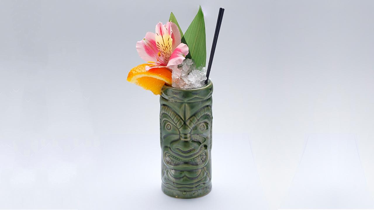 Healthy Tiki Party Ideas