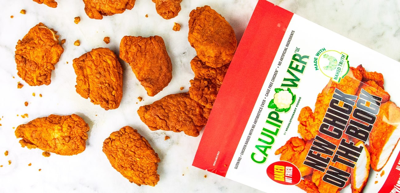 """You asked. We listened. More than 25 million recipes for """"healthy chicken tenders"""" inspire our latest game-changing meal hack!"""