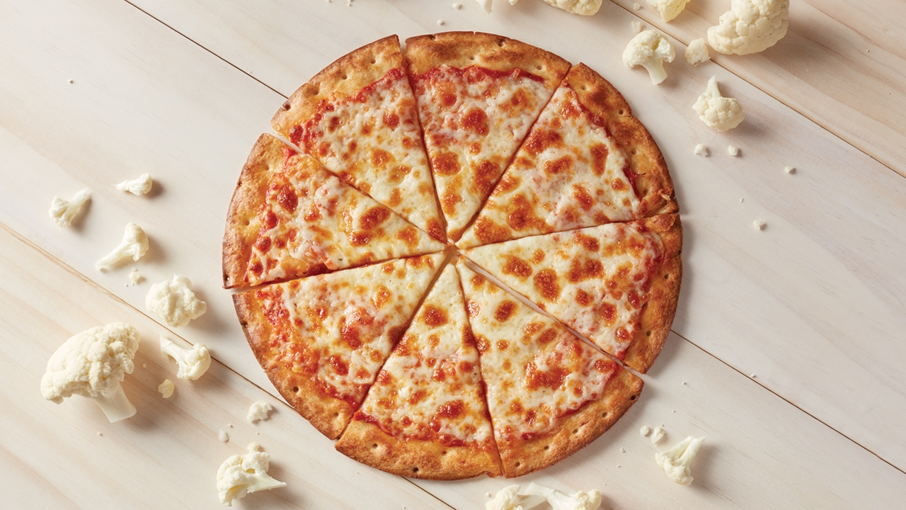 Eat Your Veggies at Chuck E. Cheese® with NEW Super Cauli Crust Pizza