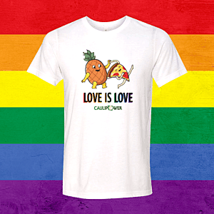 """""""LOVE IS LOVE"""" Limited Edition Pride T-Shirt"""
