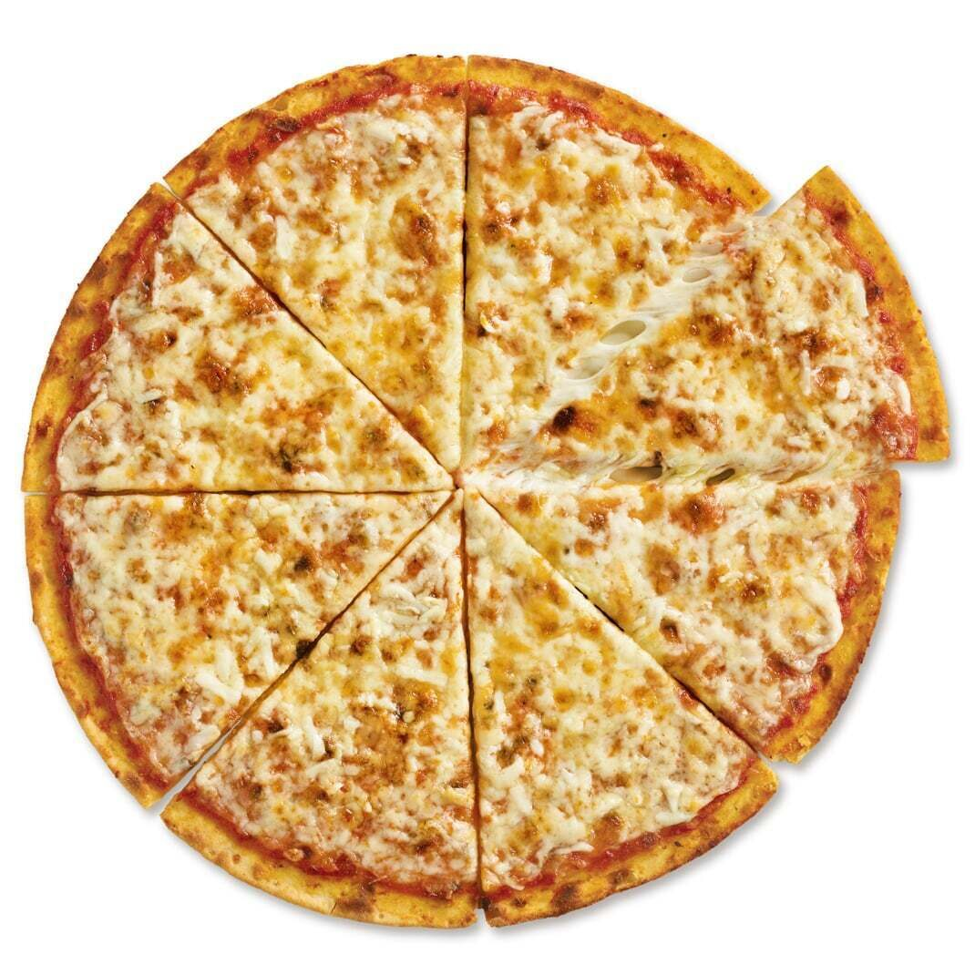 A CAULIPOWER Four Cheese BIGGER Stone-fired Cauliflower Crust Pizza