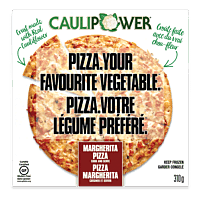Margherita Cauliflower Crust Pizza