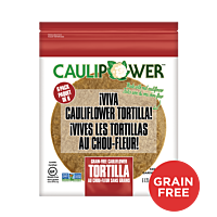 Grain Free Cauliflower Tortillas
