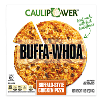 Buffalo-Style Chicken Pizza