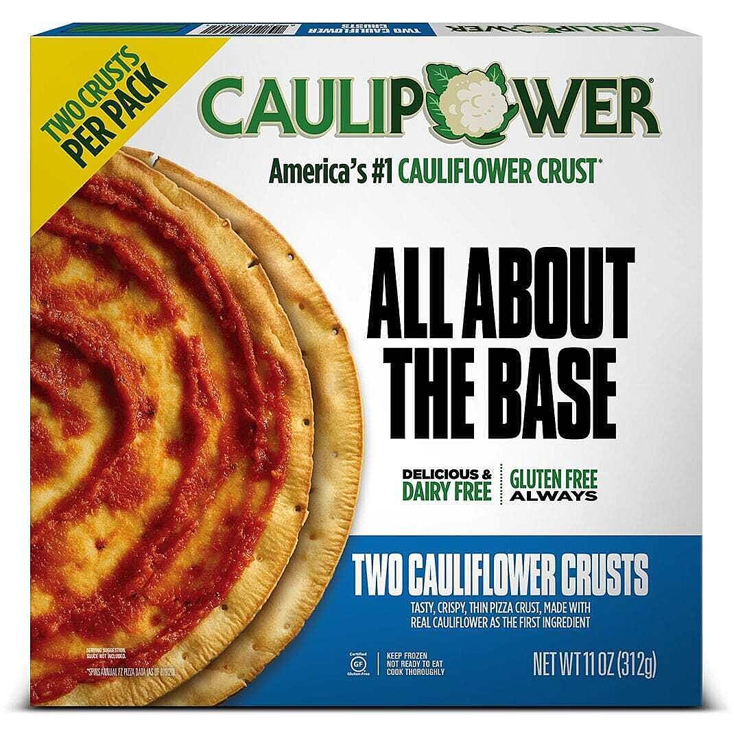 Cauliflower Pizza Crusts