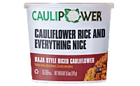 Baja Style Riced Cauliflower