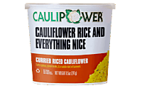 Curried Riced Cauliflower