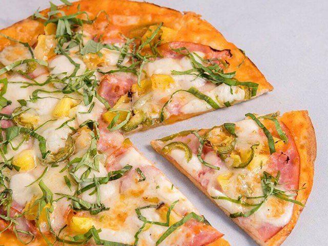 Ham & Jalapeño Pizza Pie
