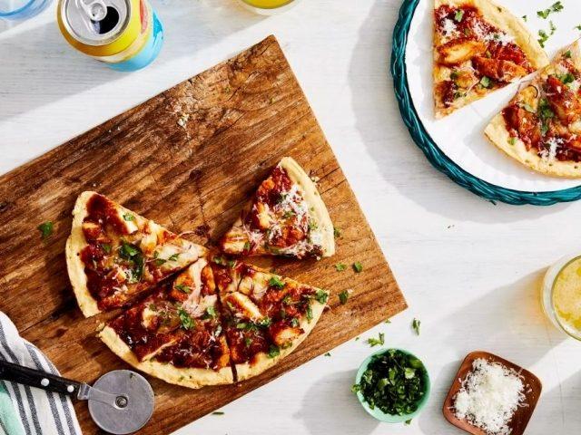 CAULIPOWER BBQ Chicken Pizza