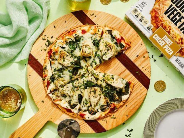 Lepra-CAULI Pizza