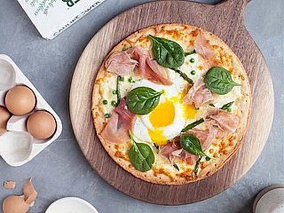 Brunch Pizza