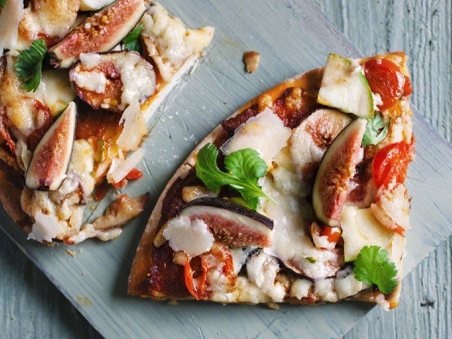 'Fig-etta 'Bout It' Pizza